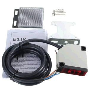 E3JK-R4M1 Retroreflective Photoelectric Sensor Switch with Kabel