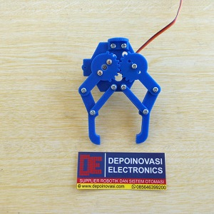 Gripper Robot ARM Clamp Claw Mount for Servo MG90 SG90
