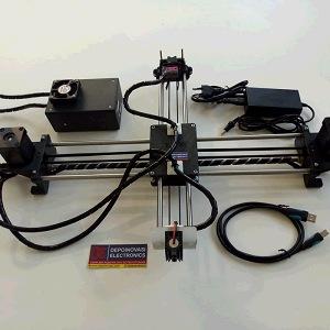 Arduino Robot Drawing Hybrid Laser