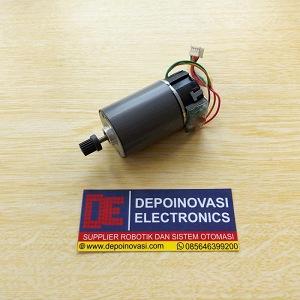 Motor DC Encoder 128 PPR 12V 24V 2400 4800 RPM for Arduino