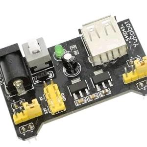 Power Supply 3.3V 5V Module For MB102 Breadboard