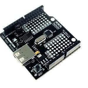USB Host Shield DFRobot DFR0138 for Arduino