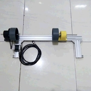 Rotary Axis CNC Router Extension